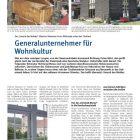 Generalunternehmer für Wohnkultur