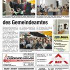 Umbau des Gemeindeamtes Neumarkt