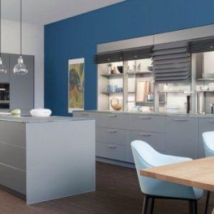 puristische sthetik griessner tischlerei ausstellungshaus neumarkt k chen raumdesign. Black Bedroom Furniture Sets. Home Design Ideas