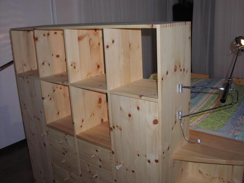 Zirbenholzeinrichtung