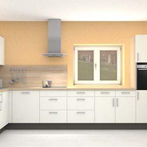 der weg zur traumk che per lfm 777 inkl ger te tischlerei ausstellungshaus griessner. Black Bedroom Furniture Sets. Home Design Ideas