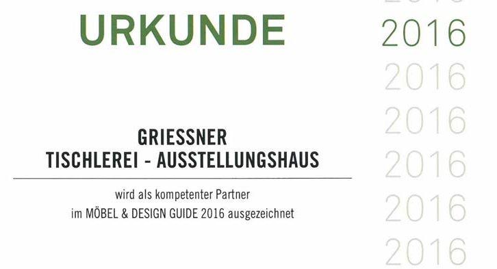 GRIESSNER   Tischlerei – Ausstellungshaus Neumarkt   Küchen ...