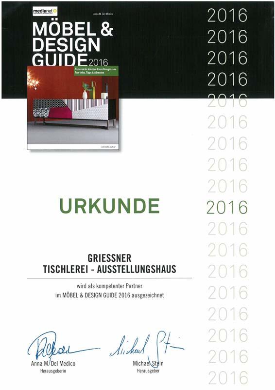 Tischlerei - Ausstellungshaus Griessner