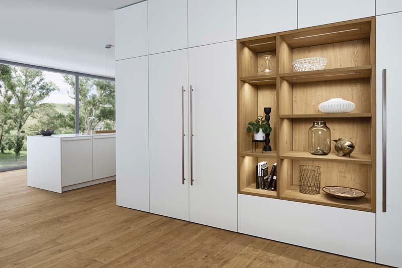 Küche in neuer Dimension! ‹ GRIESSNER | Tischlerei ...