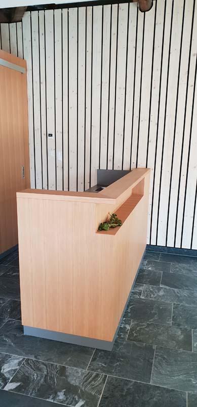 Möblierung von Tischlerei Griessner