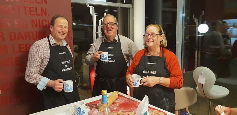 Puschkochen im Küchen-Raumdesign Griessner in Andritz