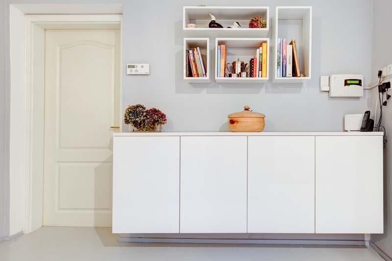 Küchen-und Wohnraummöbel von Griessner